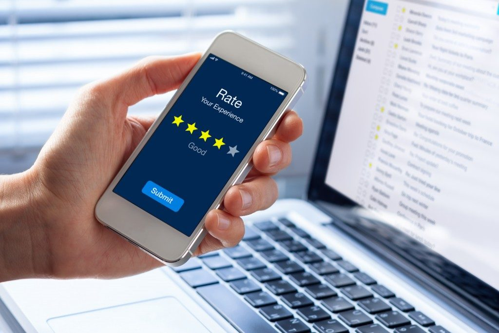 Customer Star Rating
