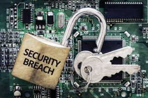 breach in security