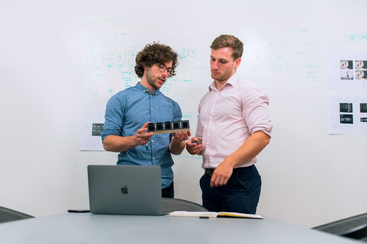 discussing prototype