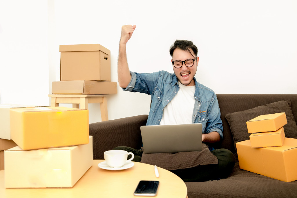ecommerce business from home